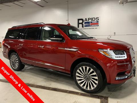 2018 Lincoln Navigator L for sale in Wisconsin Rapids, WI