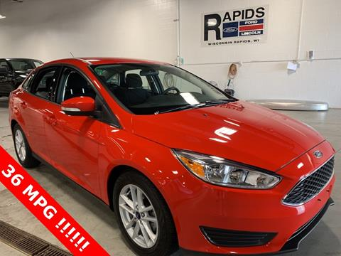 2016 Ford Focus for sale in Wisconsin Rapids, WI
