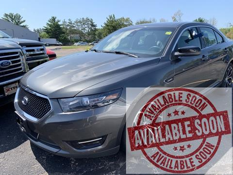 2016 Ford Taurus Sho >> 2016 Ford Taurus For Sale In Wisconsin Rapids Wi