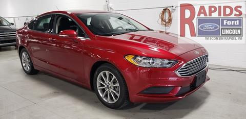 2017 Ford Fusion for sale in Wisconsin Rapids, WI
