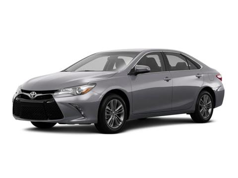 2017 Toyota Camry for sale in Wisconsin Rapids, WI
