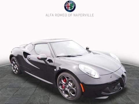 2017 Alfa Romeo 4C for sale in Naperville, IL