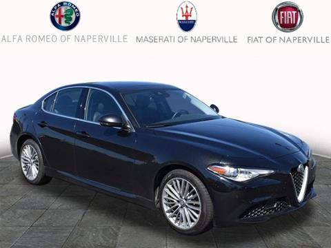 2017 Alfa Romeo Giulia for sale in Naperville, IL