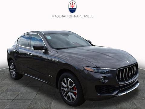 2018 Maserati Levante for sale in Naperville, IL