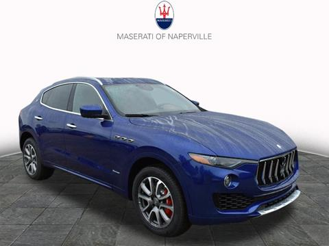 2018 Maserati Levante for sale in Naperville, IL