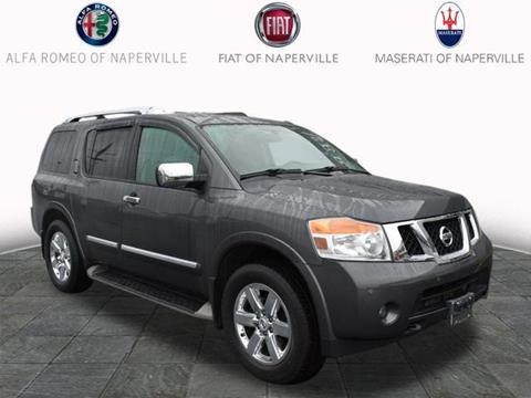 2012 Nissan Armada for sale in Naperville, IL