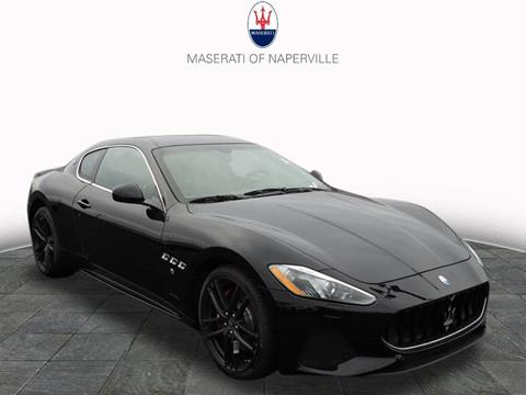 2018 Maserati GranTurismo For Sale In Naperville, IL