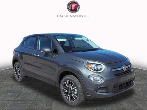 2018 FIAT 500X for sale in Naperville, IL