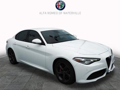 2018 Alfa Romeo Giulia for sale in Naperville, IL