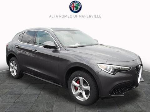 2018 Alfa Romeo Stelvio for sale in Naperville, IL