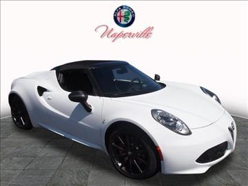 2016 Alfa Romeo 4C for sale in Naperville, IL