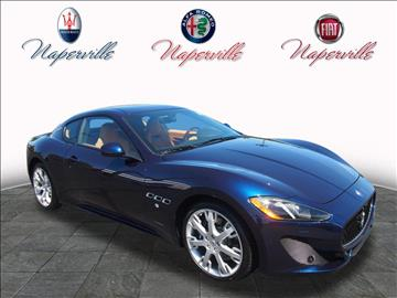 2016 Maserati GranTurismo for sale in Naperville, IL