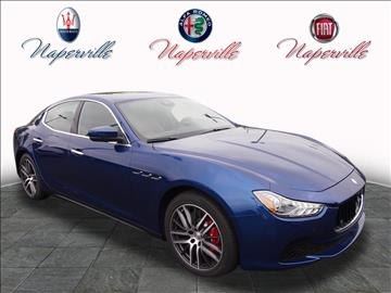 2017 Maserati Ghibli for sale in Naperville, IL