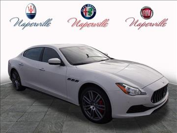 2017 Maserati Quattroporte for sale in Naperville, IL