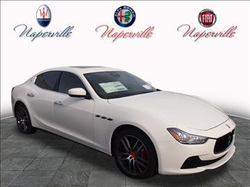 2017 Maserati Ghibli for sale in Naperville, IL