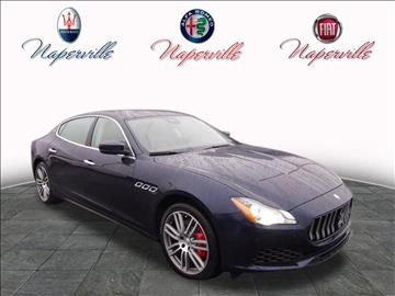 2017 Maserati Quattroporte for sale in Naperville, IL