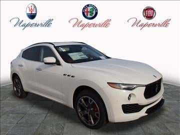 2017 Maserati Levante for sale in Naperville, IL