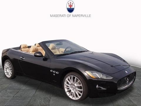 2017 Maserati GranTurismo for sale in Naperville, IL