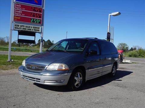 1999 Ford Windstar for sale in Chelsea, MI