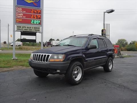 1999 Jeep Grand Cherokee for sale in Chelsea, MI
