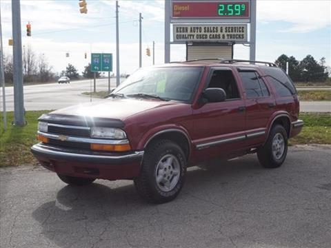 1999 Chevrolet Blazer for sale in Chelsea, MI