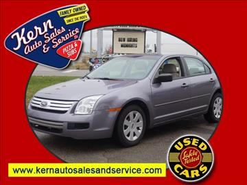 2006 Ford Fusion for sale in Chelsea, MI