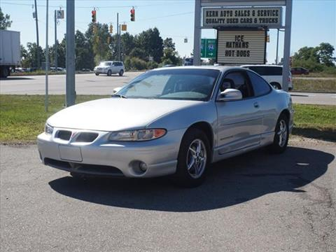 2001 Pontiac Grand Prix for sale in Chelsea, MI