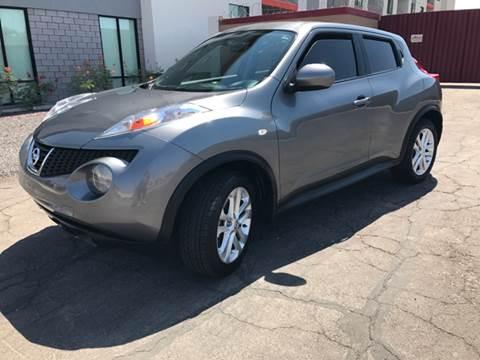 2014 Nissan JUKE for sale in Scottsdale, AZ