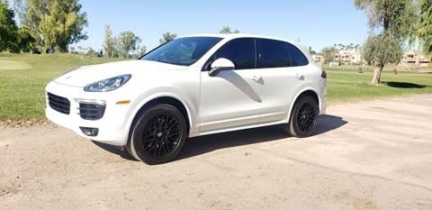 Porsche Cayenne For Sale In Tempe Az Modern Auto