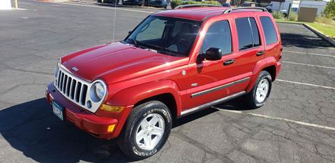 2007 Jeep Liberty for sale in Scottsdale, AZ