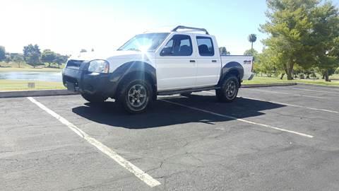 2001 Nissan Frontier for sale in Scottsdale, AZ