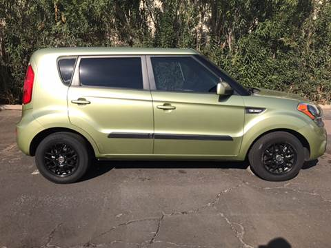2012 Kia Soul for sale in Scottsdale, AZ