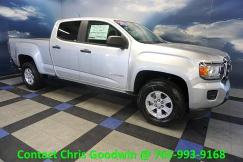 2017 GMC Canyon for sale in Richmond IN