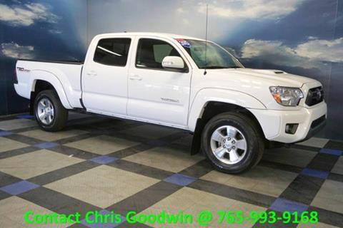 2015 Toyota Tacoma for sale in Richmond, IN