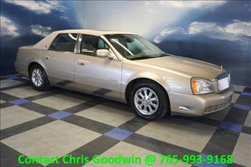 2005 Cadillac DeVille for sale in Richmond, IN