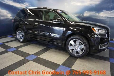 2016 GMC Acadia for sale in Richmond, IN