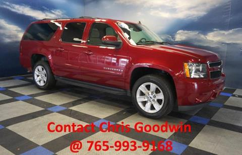 2007 Chevrolet Suburban for sale in Richmond IN