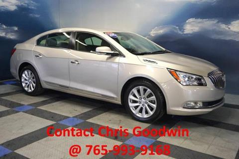 2015 Buick LaCrosse for sale in Richmond, IN