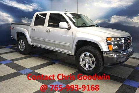 2011 GMC Canyon for sale in Richmond, IN
