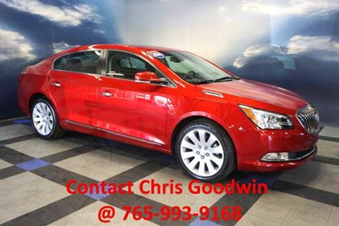 2014 Buick LaCrosse for sale in Richmond IN