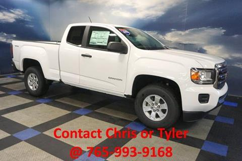 2018 GMC Canyon for sale in Richmond, IN