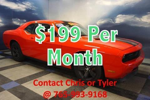2010 Dodge Challenger for sale in Richmond, IN