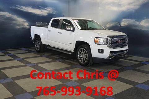 2017 GMC Canyon for sale in Richmond, IN
