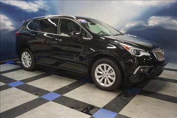 2017 Buick Envision for sale in Richmond, IN