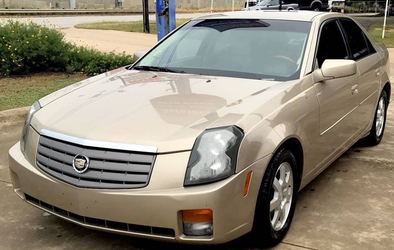 2005 Cadillac CTS 3.6 4dr Sedan - Austin TX