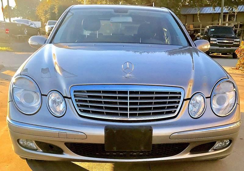 2006 Mercedes-Benz E-Class E 350 4dr Sedan - Austin TX