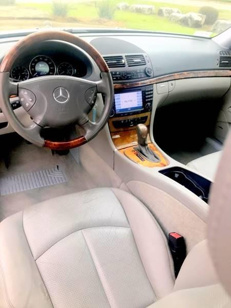 2006 Mercedes-Benz E-Class E 350 4dr Sedan - Austin TX