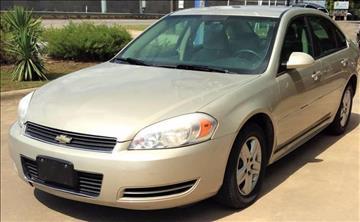 2009 Chevrolet Impala for sale in Austin, TX