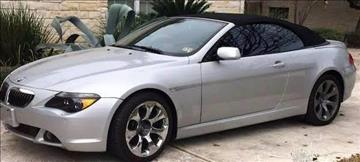 2007 BMW 6 Series for sale in Austin, TX