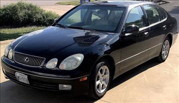 2003 Lexus GS 300 for sale in Austin, TX